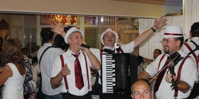 Venčanje Dragane i Branka, Bijeljina, bend za svadbe