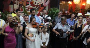 Venčanje Bojane i Nenada, Hotel Fontana, Bačka Palanka