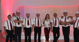 Venčanje Jovane i Bojana, Grand Ada